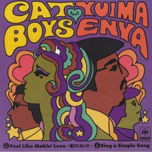 CAT BOYS feat YUIMA ENYA - Feel Like Makin' Love