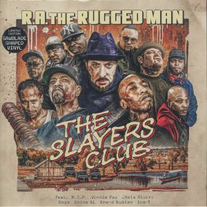 RA THE RUGGED MAN - The Slayers Club