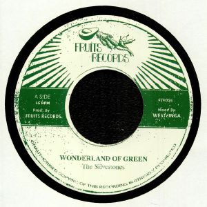 SILVERTONES, The/WESTFINGA/THE 18TH PARALLEL - Wonderland Of Green