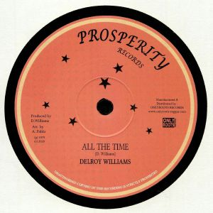 WILLIAMS, Delroy/JAH BULL - All The Time