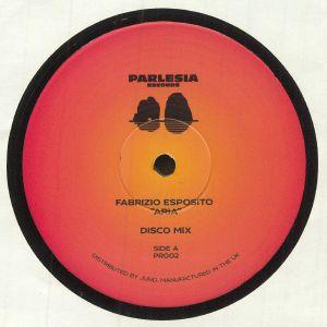 ESPOSITO, Fabrizio - Aria EP