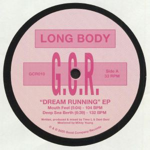 LONG BODY - Dream Running EP
