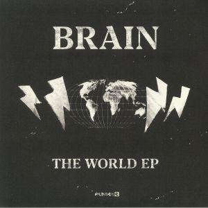 BRAIN aka MATTHEW DEAR - The World EP