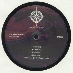 COSTELA/PRAKASH - Universe EP