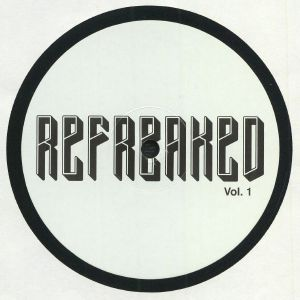 DJ SPINNA - Refreaked Vol 1