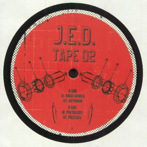 JED TAPE   Jed Tape 02 vinyl at Juno Records.