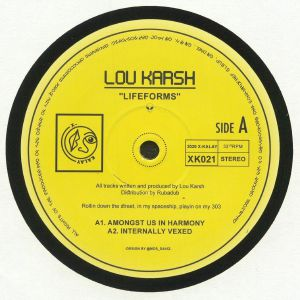 KARSH, Lou - Lifeforms