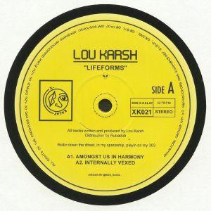 KARSH, Lou - Lifeforms