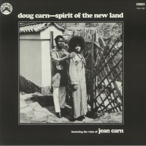 CARN, Doug feat THE VOICE OF JEAN CARN - Spirit Of The New Land (remastered)