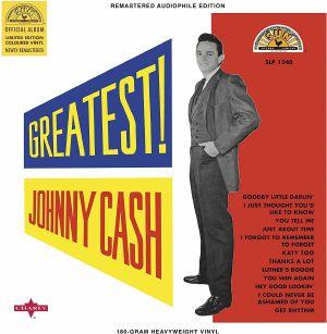 CASH, Jonny - Greatest
