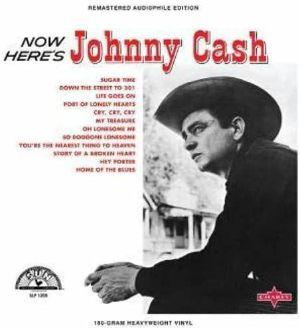 CASH, Jonny - Now Here's Johnny Cash