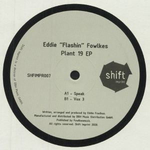 FOWLKES, Eddie - Plant 19 EP