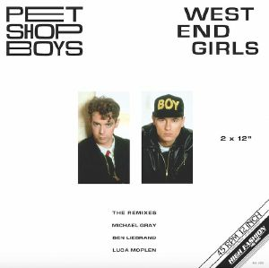PET SHOP BOYS - West End Girls (2020 remixes)