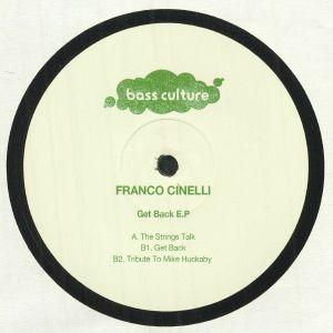 CINELLI, Franco - Get Back EP