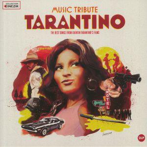 VARIOUS - Music Tribute: Tarantino (Soundtrack)