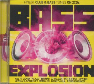 VARIOUS - Bass Explosion
