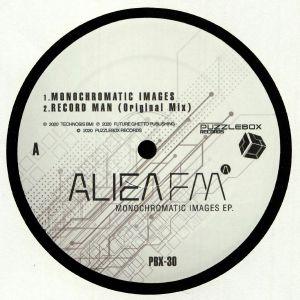 ALIEN FM - Monochromatic Images