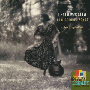McCALLA, Leyla - Vari Colored Songs: A Tribute To Langston Hughes