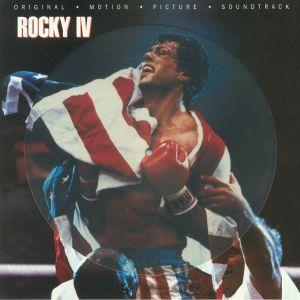 VARIOUS - Rocky IV (Soundtrack) (reissue)