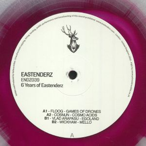 FLOOG/COSMJN/VLAD ARAPASU/WICKHAM - 6 Years Of Eastenderz Pt 1