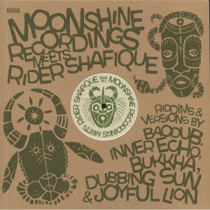 RIDER SHAFIQUE feat BAODUB/INNER ECHO/BUKKHA/DUBBING SON/JOYFUL LION - Moonshine Recordings Meets Rider Shafique