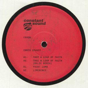 STUSSY, Chris - Take A Leap Of Faith (incl Relic remix)