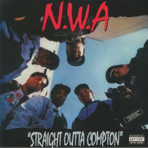 NWA - Straight Outta Compton (reissue)