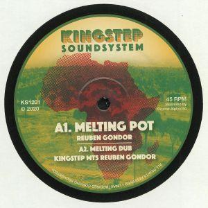 GONDOR, Reuben/KING STANLEY - Melting Pot