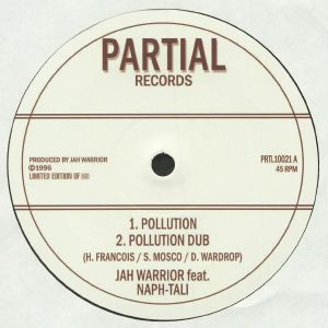 JAH WARRIOR feat NAPH TALI - Pollution