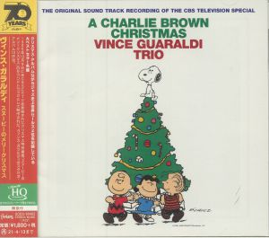 VINCE GUARALDI TRIO - A Charlie Brown Christmas (Soundtrack) (remastered)