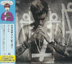 BIEBER, Justin - Purpose (reissue)