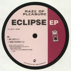 RAZE OF PLEASURE   Eclipse EP (reissue) vinyl at Juno Records.