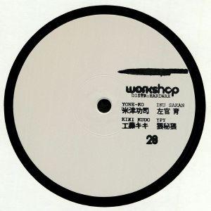YONE KO/KIKI KUDO/IKU SAKAN/YPY - WORKSHOP 28