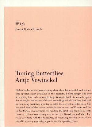 VOWINCKEL, Antje - Tuning Butterflies