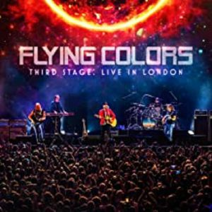 FLYING COLORS - Third Stage: Live In London (Deluxe Edition)