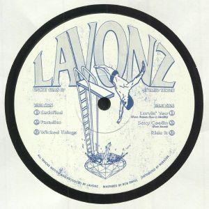 LAVONZ - Uncut Gems EP
