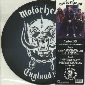 MOTORHEAD - England 1978