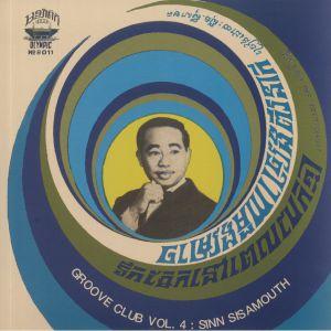 SISAMOUTH, Sinn - Groove Club Vol 4: Sinn Sisamouth Vol 1