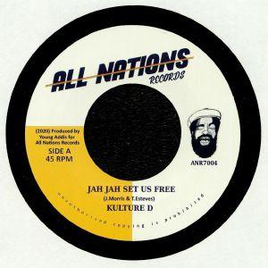 KULTURE D/HIGHER MEDITATION - Jah Jah Set Us Free