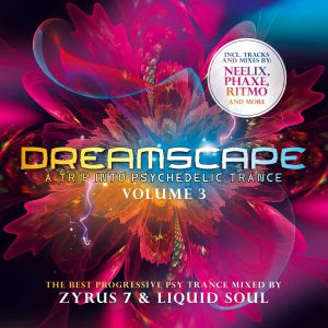 ZYRUS 7/LIQUID SOUL/VARIOUS - Dreamscape Vol 3