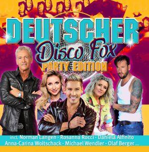 VARIOUS - Deutscher Disco Fox: Party Edition