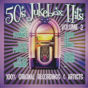 VARIOUS - 50s Jukebox Hits Vol 2