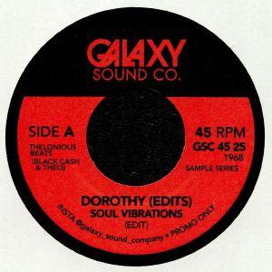 THELONIOUS BEATS aka BLACK CASH & THEO - Dorothy Edits