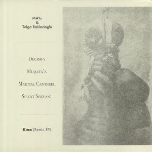 MAYA/TOLGA BAKLACIOGLU - Kina (remix)