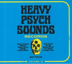 VARIOUS - Heavy Psych Sounds Records Volume VI