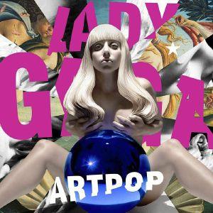 LADY GAGA - Artpop (reissue)