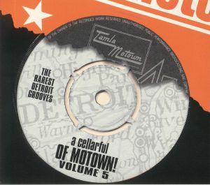 VARIOUS - A Cellarful Of Motown! Volume 5
