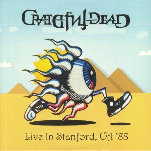 GRATEFUL DEAD - Live In Stanford CA '88