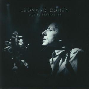 COHEN, Leonard - Live In Session '68