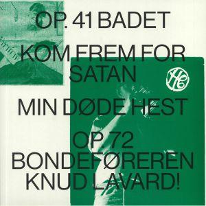 CHRISTIANSEN, Henning - Op 41 Badet/Kom Frem For Satan/Min Dode Hest/Op 72 Bondeforeren Knud Lavard!
